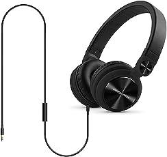 Energy Sistem DJ2 Headphones with Mic (Black)