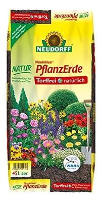 Neudorff NeudoHum PflanzErde 45 Liter von Neudorff auf Du und dein Garten