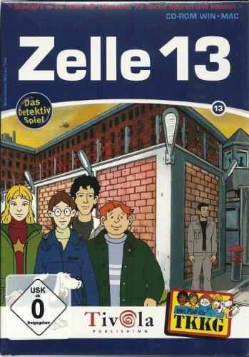 TKKG 13: Zelle 13 [Edizione : Germania]
