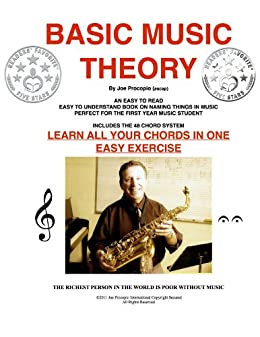 Basic Music Theory by [Procopio, Joe]
