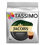 """TASSIMO JACOBS """"ESPRESSO"""" x 1 Pack (16 Pods)"""