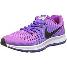 Nike Zoom Pegasus 34 (GS) - scarpe running neutre - bambina