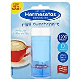 Hermesetas Mini Sweeteners Original, 1200 Tablets