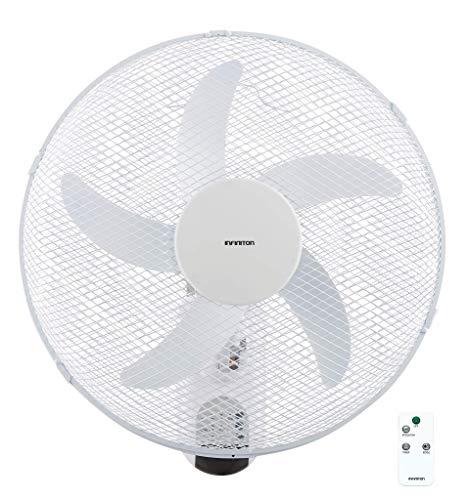 INFINITON Ventilador de Pared WN 40cm, 3 velocidades, Amplia Cobertura, 230v/50hz/60w