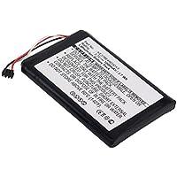subtel® Batería para Garmin Edge 800 Garmin Edge 810 1000mAh batería de repuesto