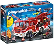 PLAYMOBIL 9464 City Action Brandbil, Flerfärgad, 138 Delar