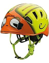 Edelrid Shield II - Casco de escalada Niños - talla 1 amarillo/naranja 2016
