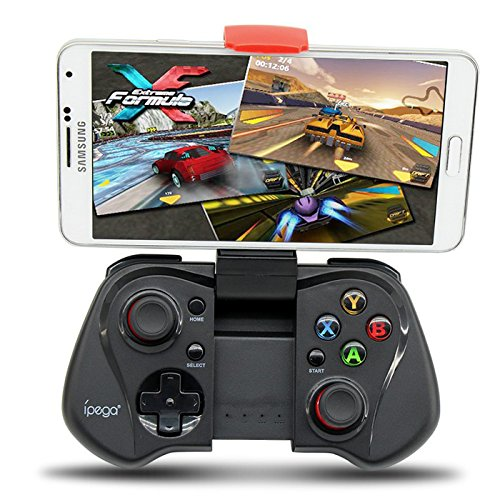 Microware - iPEGA PG-9033 Bluetooth Wireless Game Controller Gamepad Joystick for iPhone 5 5s/ iPod / iPad / Tablet PC / Android 3.2