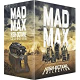 Collector Intégrale Mad Max [Bluray] Edition limitée Coffret voiture et Version inédite « Black and Chrome » du film Mad Max Fury Road