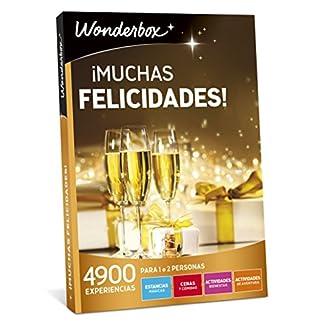 caja regalo wonderbox cumpleaños