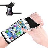 Bracelet Sport Running Sweatproof, Konesky Bande Prébobin écran Tactile avec Taille...