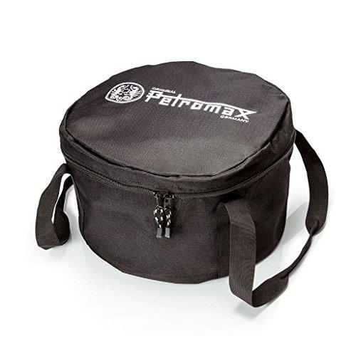 Petromax Original Transporttasche für Feuertopf (Schwarz, passend für FT4.5)