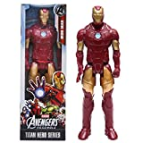 #2: Wembley Toys Comic/Movie Super Hero - 12 inch Action Figure Toy (Iron Man)