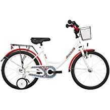 """Vermont Kids Karo - Bicicletas para niños - 18"""" blanco 2017"""