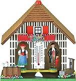 Trenkle Uhren Wetterhaus aus dem Schwarzwald TU 805