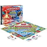 Winning Moves 44116 - Monopoly: Pokémon - Kanto Edition (deutsch)