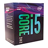 Intel Core i5-8400 Processeur PC 6 c?urs 2,8 GHz (Turbo 4,0 GHz) Version boîte