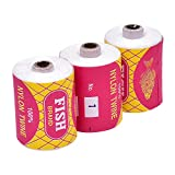 Nylon thread for jewellery making and fishing (1/2) (pack of 3)