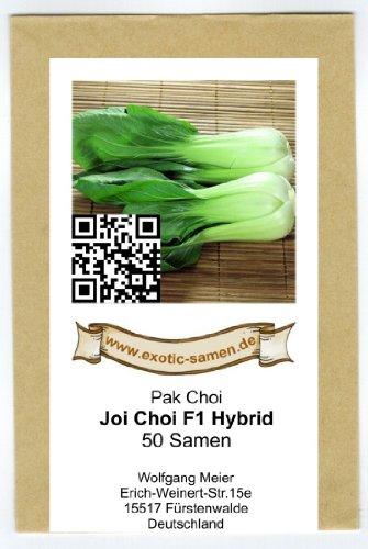 Pak Choi - Joi Coi F1 Hybrid - 50 Samen -