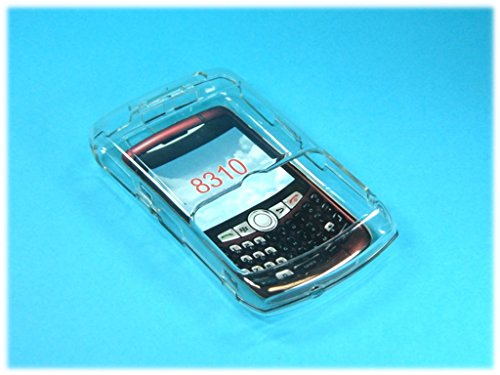 Crystal Case Tasche/Hard Ice Cover für Blackberry 8300/8310 Curve Handy Crystalcase/Icecase -