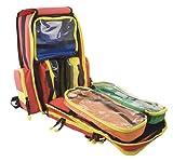 AEROcase® – Pro1R PL1C – Notfallrucksack POLYESTER Gr. L – Rettungsdienst Notfall Rucksack – NotfalNotfalltasche - 3
