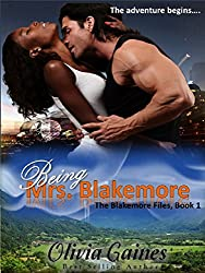 Being Mrs. Blakemore (The Blakemore Files Book 1) (English Edition)