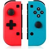 TUTUO Switch Controller per Nintendo Switch, Bluetooth Wireless Joystick Gamepad Controller Sostituzione per Joy con…
