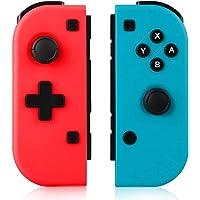 TUTUO Manette pour Nintendo Switch, Switch Pro sans Fil Contrôleur Bluetooth Gamepad Joystick, Remplacement pour JOYCON…