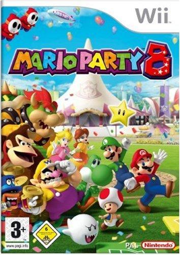 Mario Party 8 (Party Mario 9 Wii)