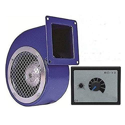 1220m³/h Ventilador industrial con 500W Regulador de Velocidat Ventilación Extractor Ventiladores ventiladore...