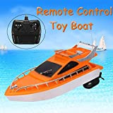 Best GENERIC Remote Control Airplanes - Generic Plastic Electric Remote Control Speed Boat Toy Review