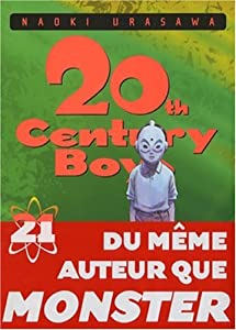 20th Century Boys Edition simple Tome 21