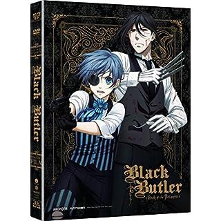 BLACK BUTLER: BOOK OF THE ATLANTIC - BLACK BUTLER: BOOK OF THE ATLANTIC (1 DVD)