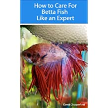 How to Care for Betta Fish Like an Expert (Aquarium and Turtle Mastery Book 4)