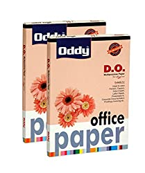 Oddy DO Multipurpose Office Paper, A4, 100 Sheets per Pack, 2 Packs