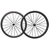 Luce 700C Aero Ruote Corsa Carbonio 38mm Copertoncino Bici Ruote Shimano 10/11 Velocità