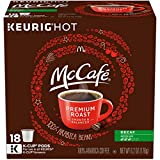 McCafe Decaf Premium Roast Coffee K-Cup Pods 18 ct Box