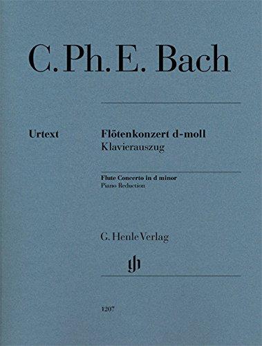 Concerto pour Flûte en ré mineur --- F...
