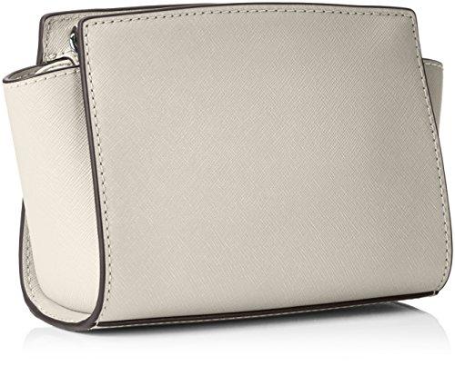 Michael Kors Selma, sac bandoulière Grau (cement Grey)