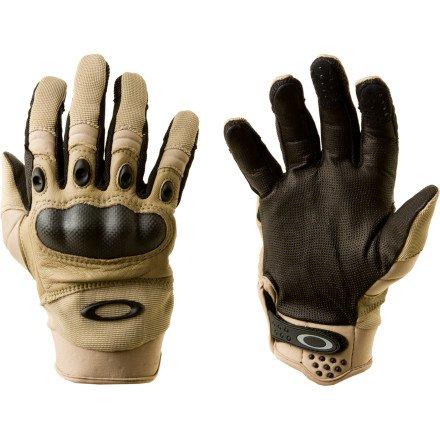 Oakley Factory Pilot Glove guante Khaki Multicolor