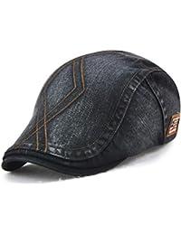 35401b1e8c893 YXYP Impression 1 PCS Boinas Ocio Retro Hat Gorra de Golf Sombrero de Sol  Boina de
