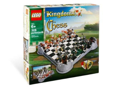 Preisvergleich Produktbild Lego Gra Kingdoms Szachy [GRA]