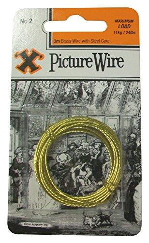 X 12836 Picture Wire