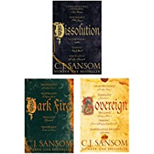 C J Sansom Collection, Set of the first 3 Books - Matthew Shardlake Series