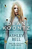 Front cover for the book Ashley Bell by Dean Koontz