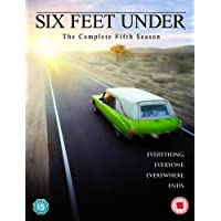 Six Feet Under: Complete HBO Season 5