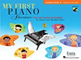 Faber Piano Adventures: My First Piano Adventure - Lesson Book B/CD
