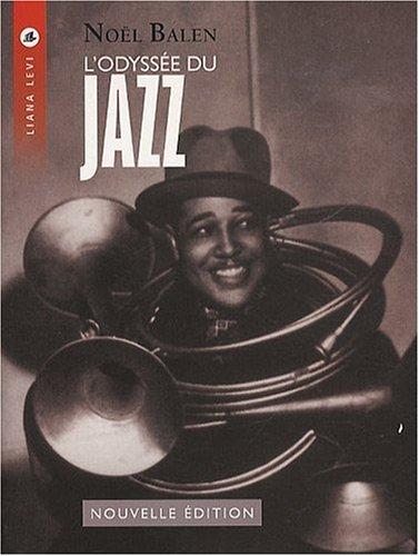 L'odyssée du jazz (1CD audio)