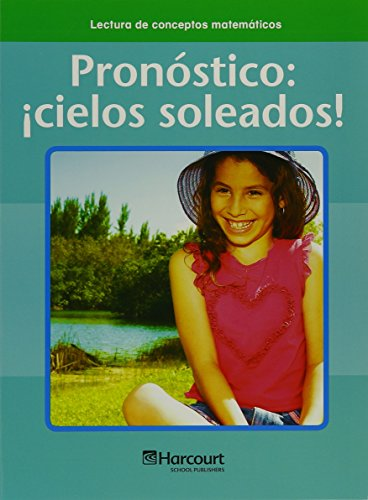 SPA-HARCOURT SCHOOL PUBLS SPAN (Harcourt School Publishers Spanish Math) por HSP