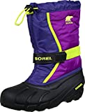 Sorel Unisex Kids' Youth Flurry Snow Boots